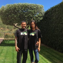 BrazilFoundation Team Rio Dani Alves
