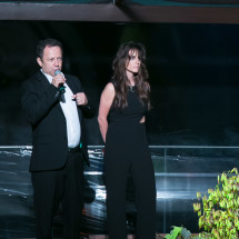 BrazilFoundation TeamRio Benefit Dinner Vik Muniz e Malu Barreto