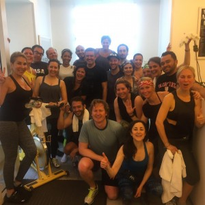 BrazilFoundation SoulCycle Ride for Brazil Community Innovation Award