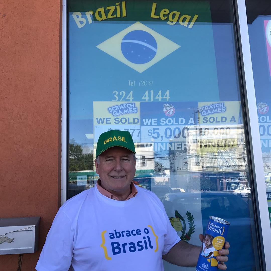 Abrace o Brasil BrazilFoundation Brazil Legal, Connecticut