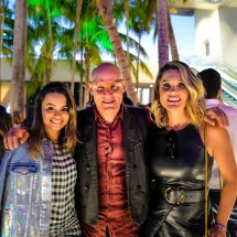 Carol Tavares de Melo Flavia Alessandra BrazilFoundation Miami PreGala Cocktail Reception 2018 Miami Design District Philanthropy Florida